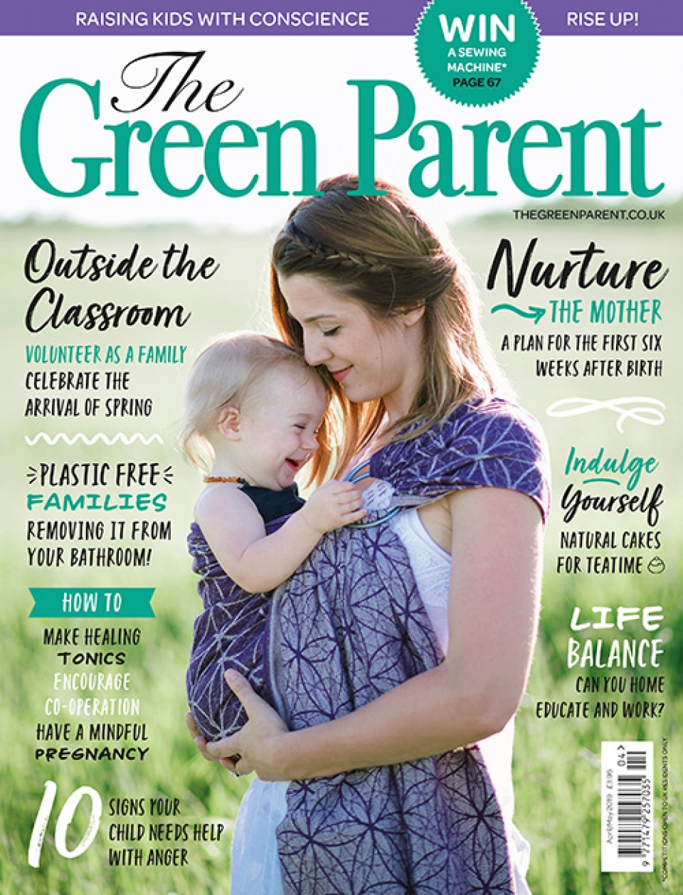 The Green Parent Issue 88 Cover
